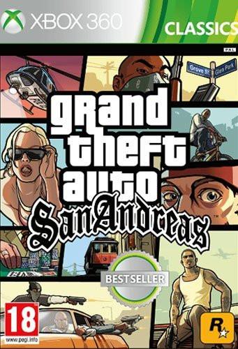Grand Theft Auto: San Andreas Classics [Xbox 360]