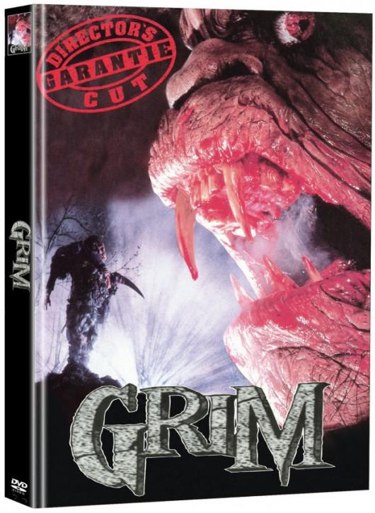 Grim - Limited Mediabook Edition (Super Spooky Stories #46) [DVD]
