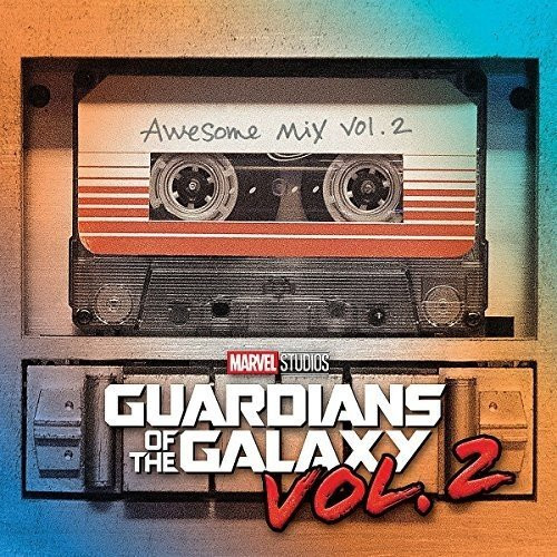 Guardians of the Galaxy Vol. 2: Awesome Mix Vol.2 [Vinyl LP]