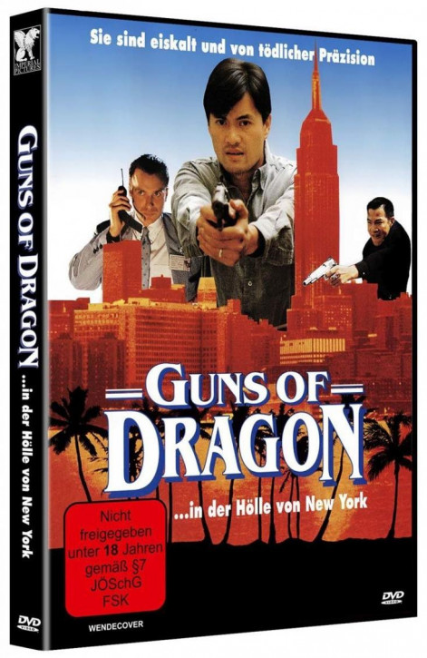 Guns of Dragon in der Hölle von New York [DVD]