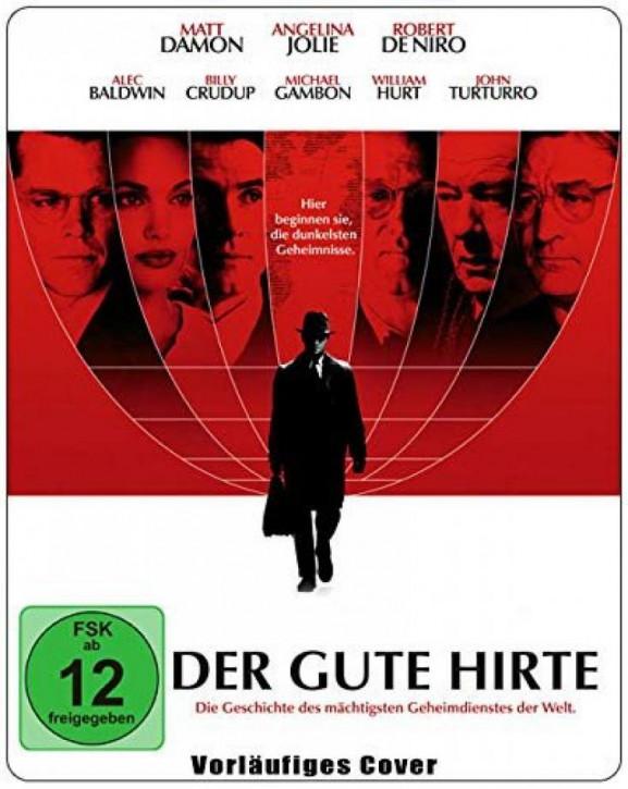 The good Shepherd (Der gute Hirte) - Steelbook [Blu-ray]