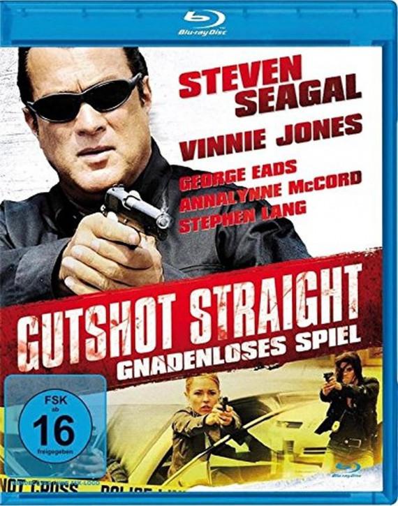 Gutshot Straight - Gnadenloses Spiel [Blu-ray]