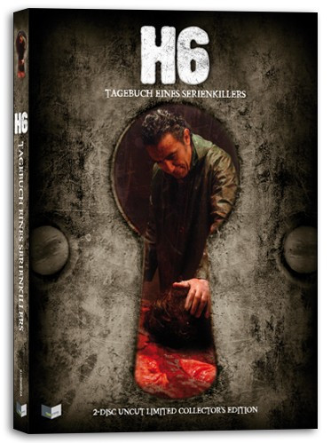 H6 – Tagebuch eines Serienkillers - Limited Collectors Edition [Blu-ray+DVD]