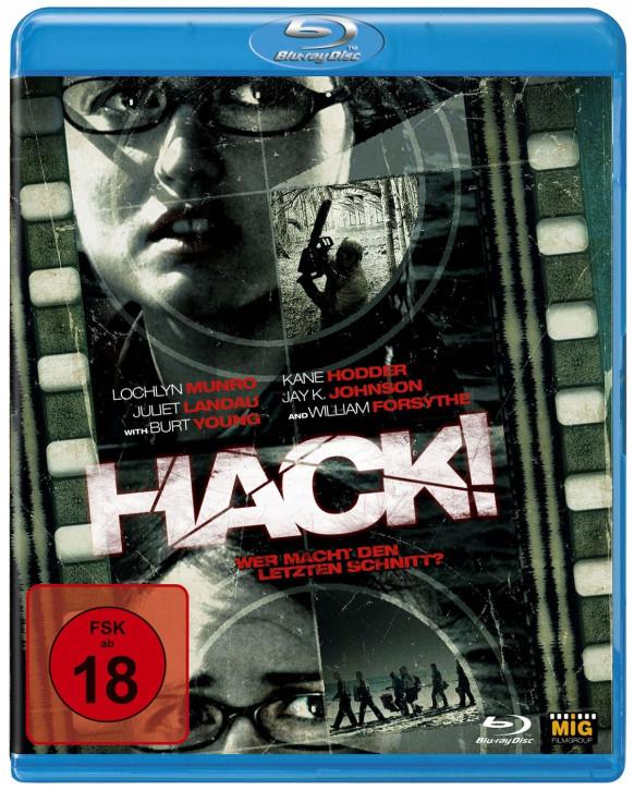 Hack! - Wer macht den letzten Schnitt? [Blu-ray]