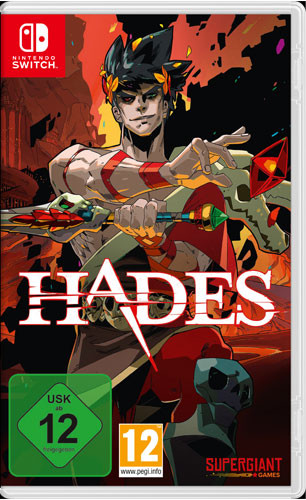 Hades [Nintendo Switch]