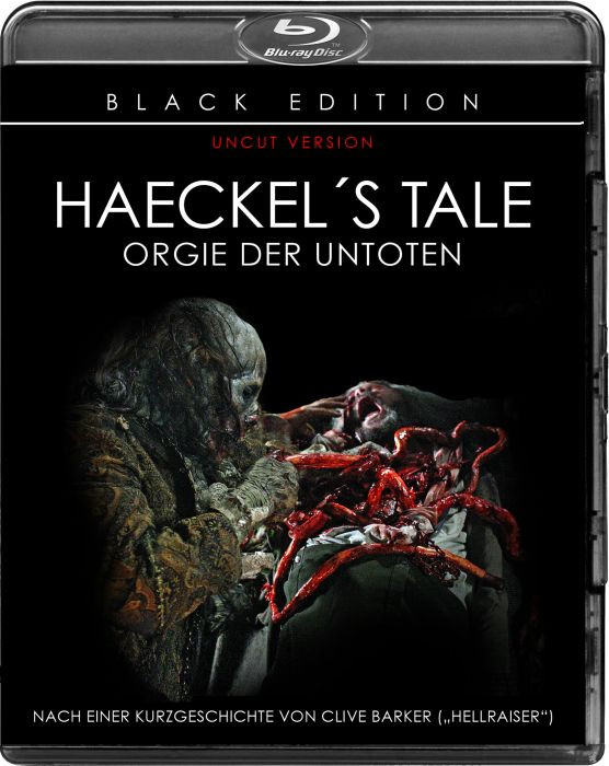 Haeckel's Tale - Black Edition [Blu-ray]
