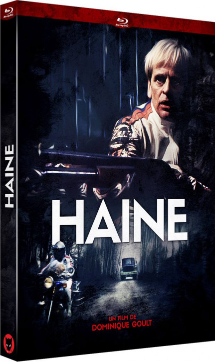 Haine (Killer-Truck) - Limited Edition [Blu-ray+DVD]
