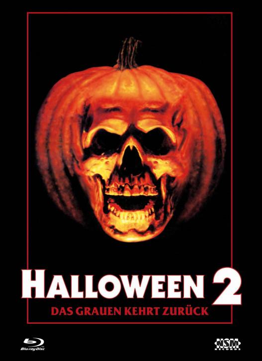 Halloween 2 - Single-Disc Mediabook [Bluray]