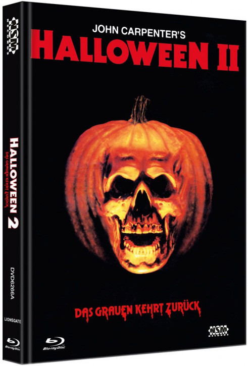 Halloween 2 - Limited Collector's Edition - Cover A [Bluray+DVD]