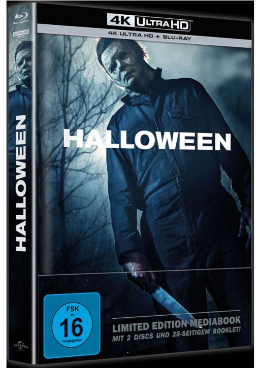 Halloween (2018) - Limited Mediabook [4K UHD+Blu-ray]