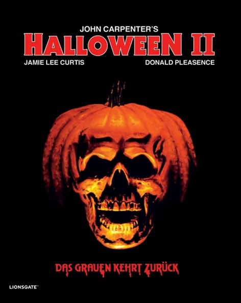 Halloween 2 - Uncut [Blu-ray]