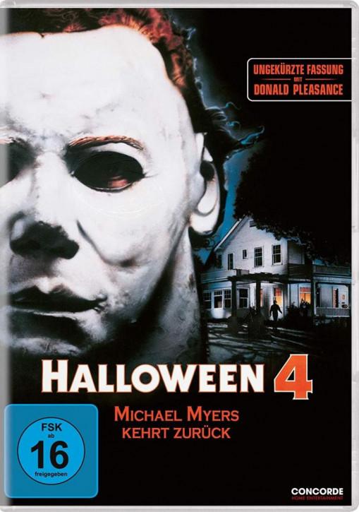 Halloween 4 [DVD]