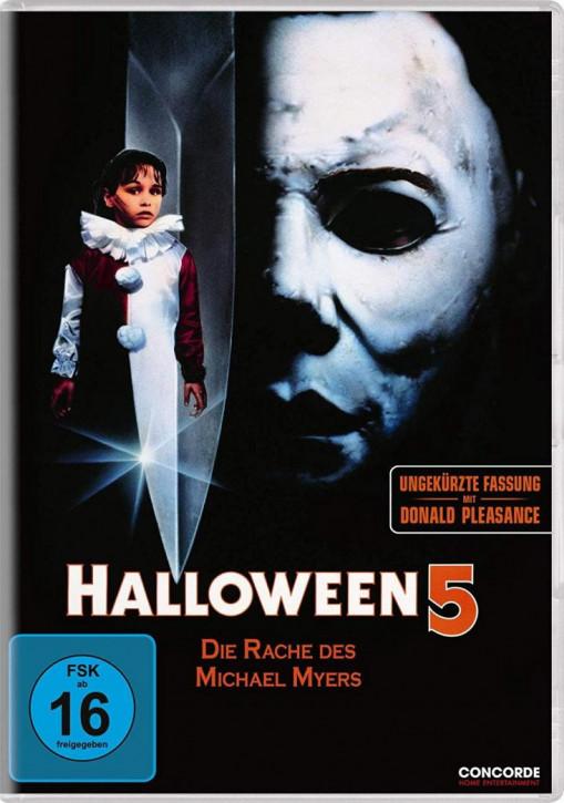 Halloween 5 [DVD]