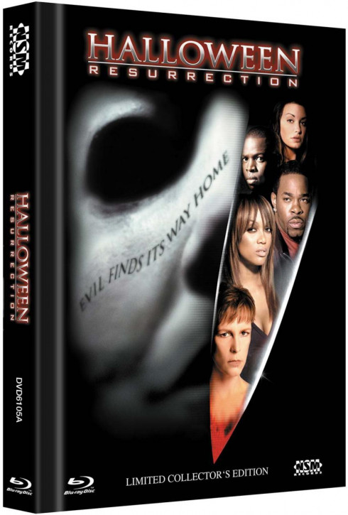 Halloween Resurrection - Limited Collector's Edition - Cover A [Blu-ray+DVD]