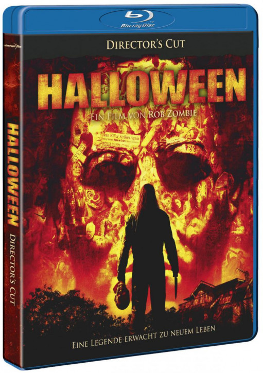 Halloween - Remake [Blu-ray]