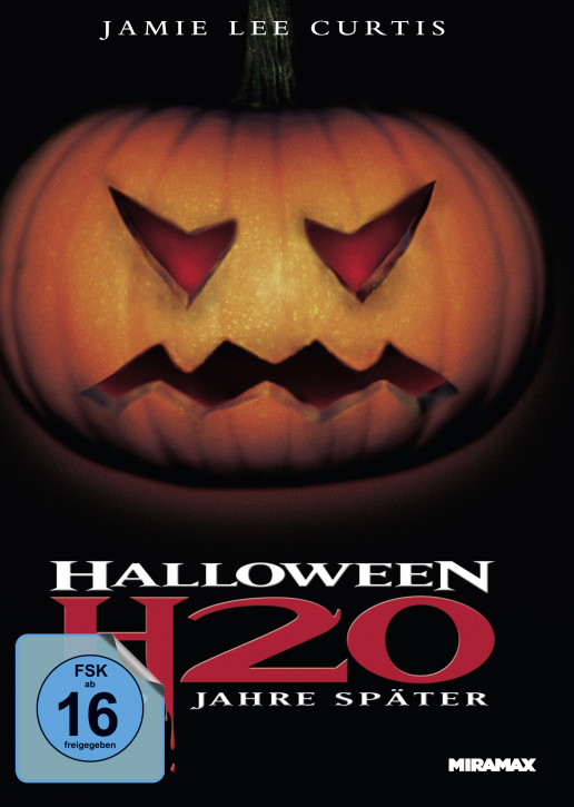 Halloween H20 - Limited Edition - Cover A [Blu-ray+DVD]