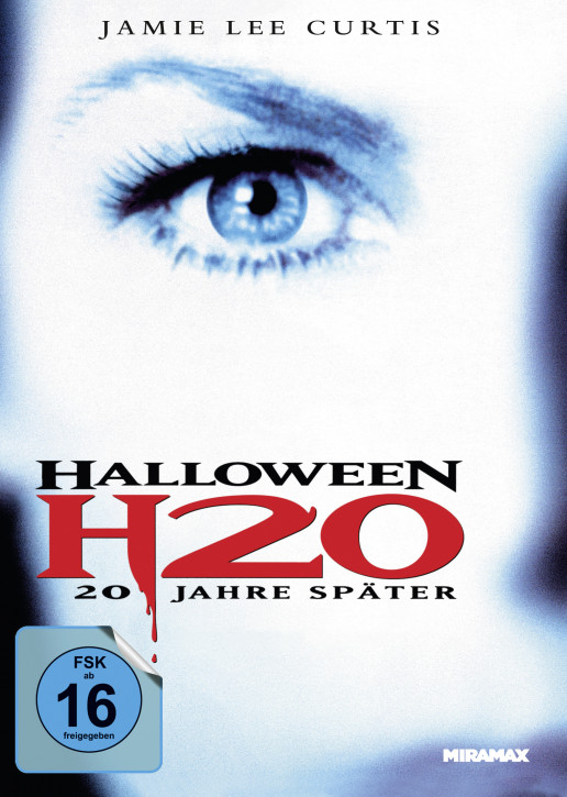 Halloween H20 - Limited Edition - Cover B [Blu-ray+DVD]
