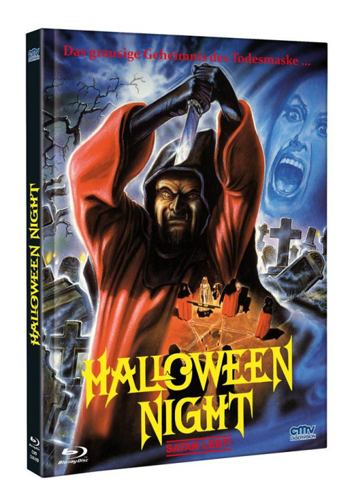 Halloween Night - Limited Mediabook - Cover A [Blu-ray+DVD]