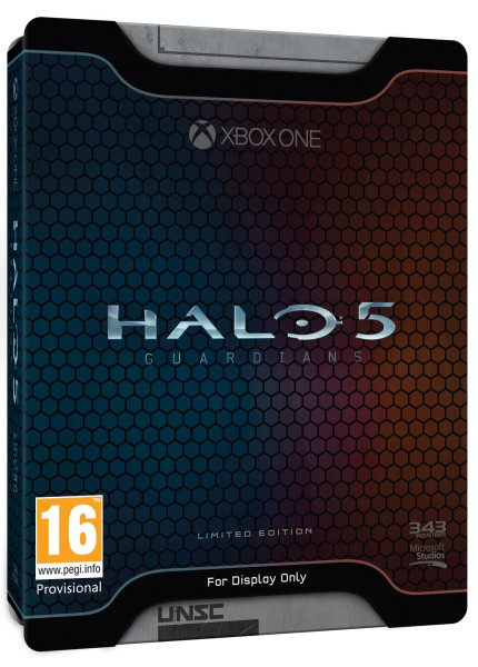 Halo 5: Guardians - Limited Edition (AT-Pegi) [Xbox One]