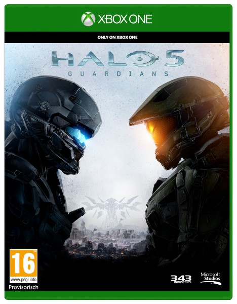 Halo 5: Guardians (AT-Pegi) [Xbox One]