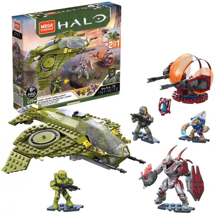 Mega Construx - Halo - Wasp Onslaught