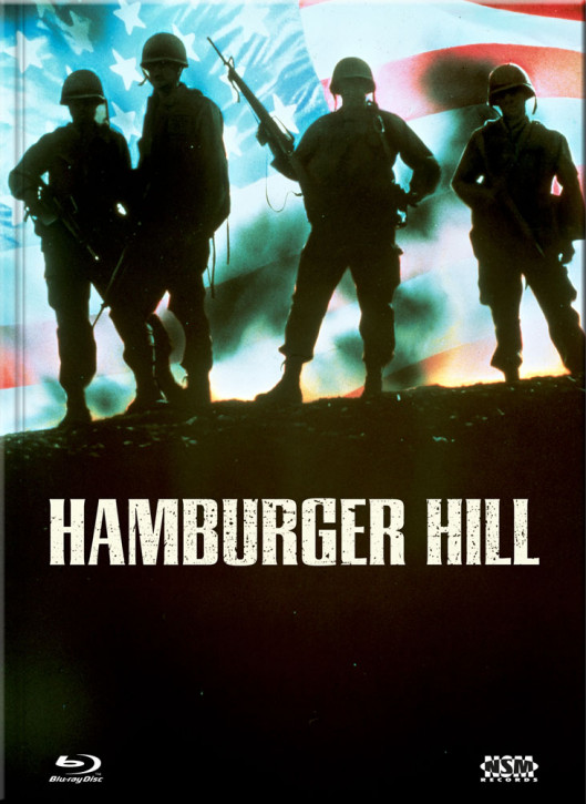 Hamburger Hill - Limited Collector's Edition - Cover C [Blu-ray+DVD]