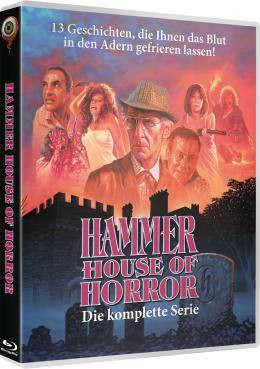 Hammer House of Horror -Die komplette Serie [Blu-ray]