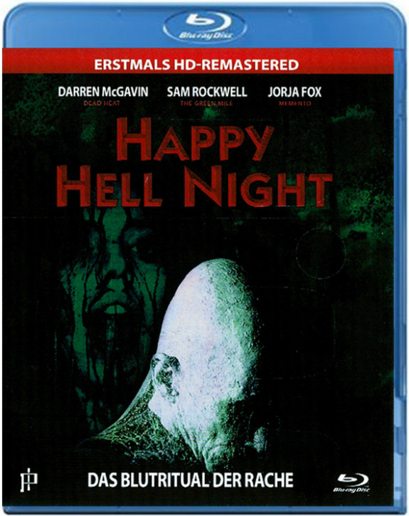 Happy Hell Night [Blu-ray]