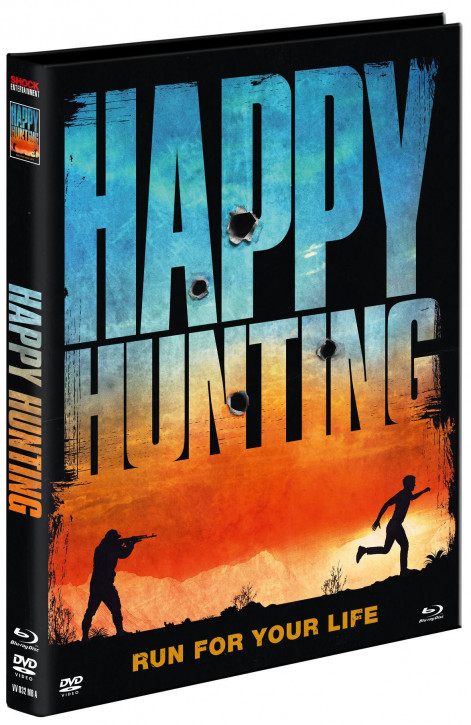 Happy Hunting - Mediabook - Cover A [Bluray+DVD]