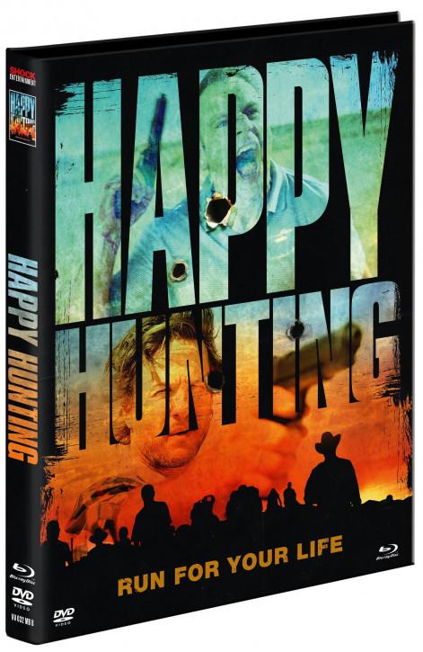 Happy Hunting - Mediabook - Cover B [Bluray+DVD]