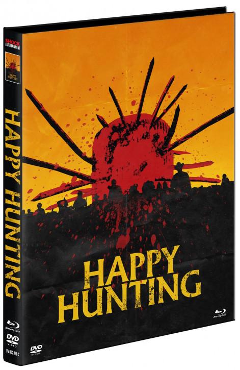 Happy Hunting - Mediabook - Cover C [Bluray+DVD]