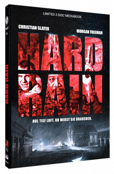 Hard Rain - Limited Mediabook Edition - Cover D [Blu-ray+DVD]