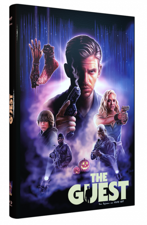 The Guest - Große Hartbox [Blu-ray]