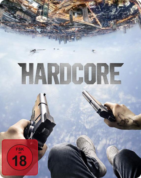 Hardcore - Steelbook [Blu-ray]
