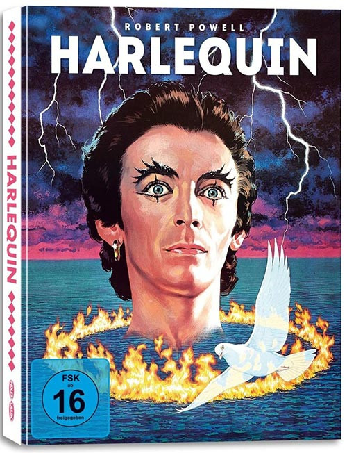 Harlequin - Limited Mediabook Edition [Blu-ray+DVD]