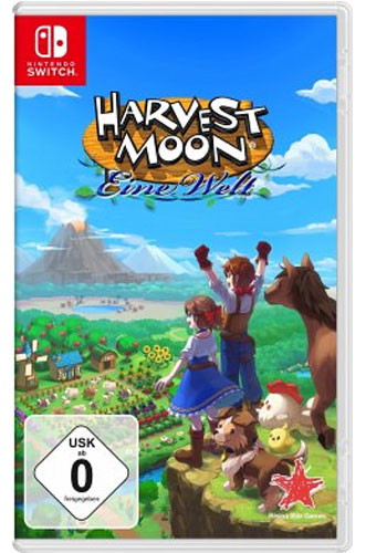 Harvest Moon Eine Welt [Nintendo Switch]