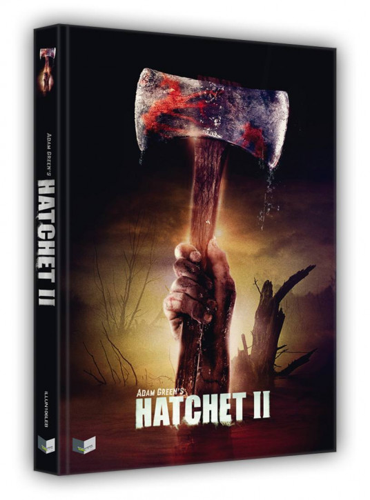 Hatchet 2 - Limited Collectors Edition - Cover B [Blu-ray+DVD]