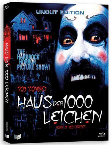 Haus der 1000 Leichen [Blu-ray]
