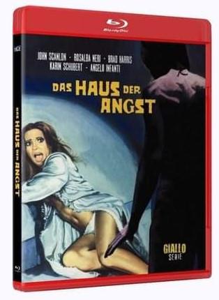 Das Haus der Angst [Blu-ray]