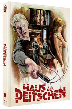 Haus der Peitschen - Collector's Edition - Cover B [Blu-ray+DVD]