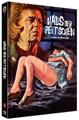 Haus der Peitschen - Collector's Edition - Cover C [Blu-ray+DVD]