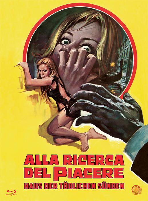 Haus der tödlichen Sünden (Italian Genre Cinema Coll. No. 16) [Blu-ray]