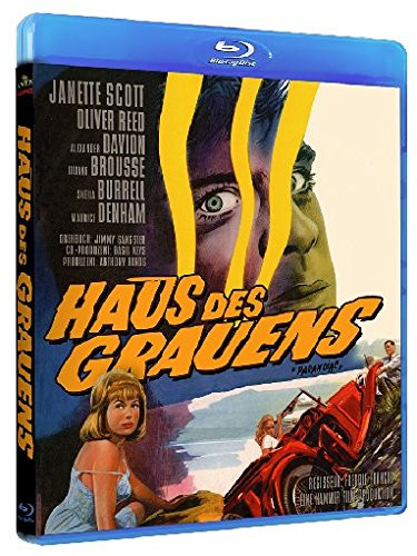 Haus des Grauens [Blu-ray]