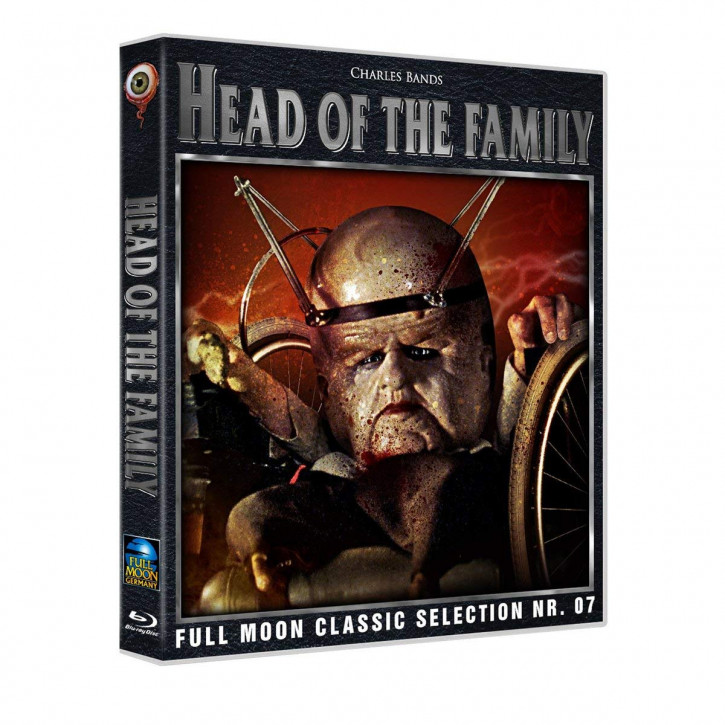 The Head of the Family - Full Moon Selection Nr. 7 [Blu-ray]