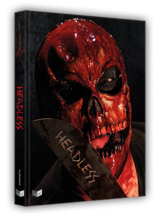 Headless - Limited Collectors Edition - Cover A [Blu-ray+DVD]