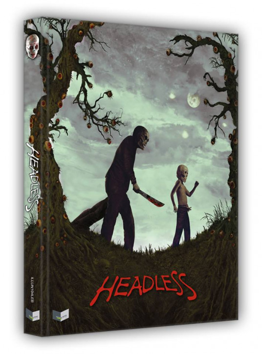 Headless - Limited Collectors Edition - Cover B [Blu-ray+DVD]