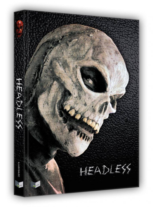 Headless - Limited Collectors Edition - Cover C [Blu-ray+DVD]