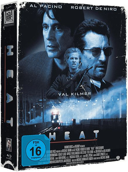 Heat - Tape Edition [Blu-ray]