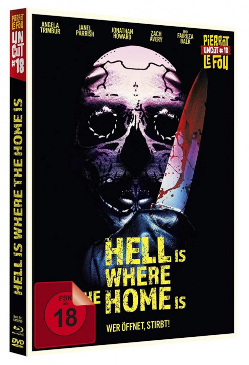 Hell Is Where The Home Is - Limited Edition Mediabook [Blu-ray+DVD]