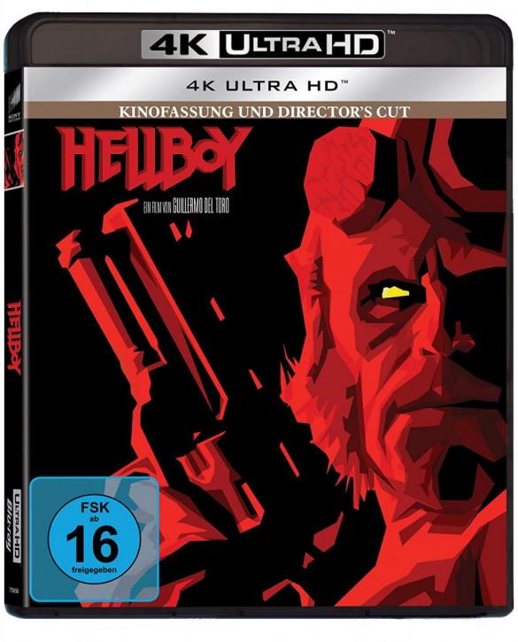 Hellboy [4K UHD+Blu-ray]